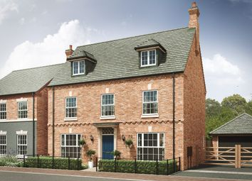 """The Leicester 4th Edition"" at Long Street Road, Hanslope, Milton Keynes MK19. 5 bed detached house for sale"