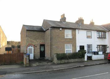 Thumbnail 3 bed end terrace house for sale in Hogfair Lane, Burnham, Slough