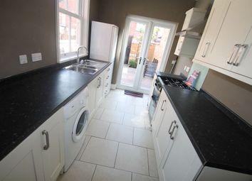 Thumbnail 4 bedroom property to rent in Harrow Road, Leicester