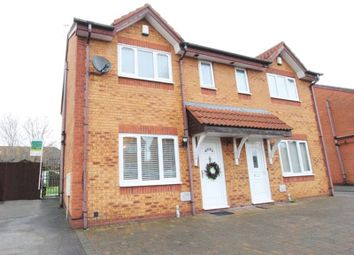 Thumbnail 3 bed semi-detached house for sale in Elwick Drive, Croxteth, Liverpool