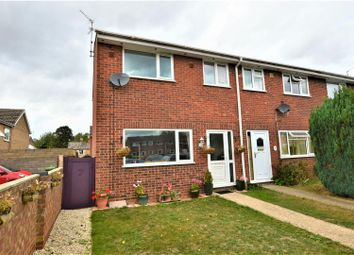 Thumbnail 3 bed end terrace house for sale in The Limes, Wittering, Peterborough