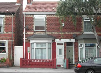 Thumbnail 2 bed property to rent in Lynton Avenue, Chanterlands Avenue, Hull