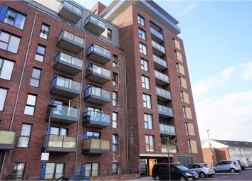 Thumbnail 2 bed flat for sale in 5 Shearwater Drive, London