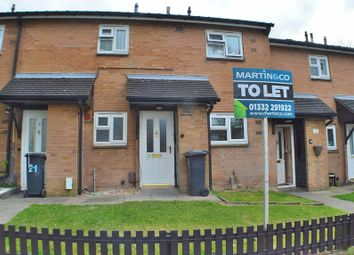Thumbnail 1 bedroom flat to rent in Lapwing Close, Stenson Fields, Derby