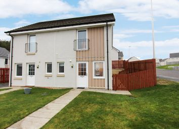 Thumbnail 2 bed semi-detached house for sale in 86 Larchwood Drive, Milton Of Leys, Inverness