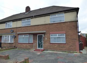 Thumbnail 2 bedroom maisonette for sale in Pavet Close, Dagenham, Essex