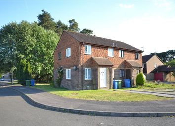 Thumbnail 1 bedroom terraced house to rent in Charterhouse Close, Bracknell