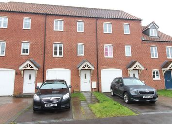 Thumbnail 3 bed terraced house for sale in Blaen Bran Close, Pontnewydd, Cwmbran