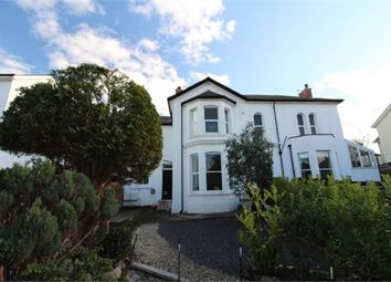 Thumbnail 2 bedroom flat to rent in Dagmar Road, Exmouth, Devon.