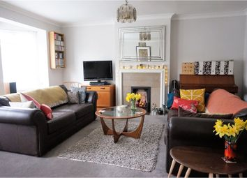Thumbnail 2 bedroom flat for sale in 10 Mapesbury Road, London