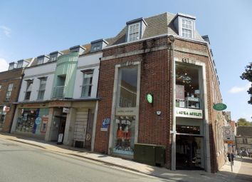 Thumbnail 2 bedroom flat for sale in Trinity Street, Dorchester
