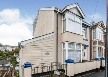 Thumbnail 5 bed end terrace house for sale in ., Teignmouth, Devon