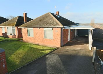 Thumbnail 2 bed detached bungalow for sale in Saunby Close, Arnold, Nottingham