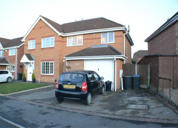 Thumbnail 3 bed semi-detached house for sale in Knapton Close, Hinckley