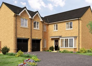 "Thumbnail 5 bed detached house for sale in ""Shakespeare"" at Aberford Road, Wakefield"