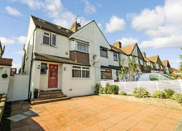 Thumbnail 4 bed semi-detached house for sale in Worcester Gardens, Greenford