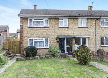 Thumbnail 3 bed semi-detached house for sale in Marldell Close, Havant