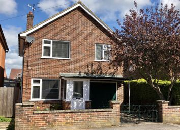 Thumbnail 3 bedroom detached house for sale in Arthur Road, Newbury