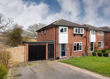 Thumbnail 4 bed detached house for sale in Berryfields, Brundall