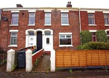 Thumbnail 3 bed terraced house to rent in New Brook Houses, New Hall Lane, Preston