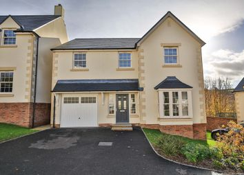 Thumbnail 4 bed detached house for sale in Llanfair Meadows, Aberthin, Cowbridge