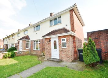 Thumbnail 3 bed end terrace house for sale in Charden Road, Gosport, Hampshire