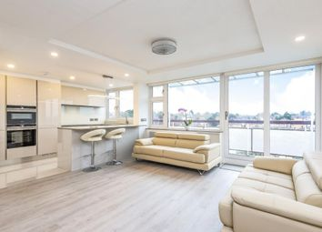 Thumbnail 2 bed flat to rent in Embassy Lodge, Finchley