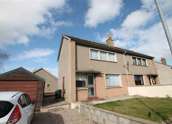 Thumbnail 2 bed semi-detached house for sale in Church Street, Insch, Aberdeenshire