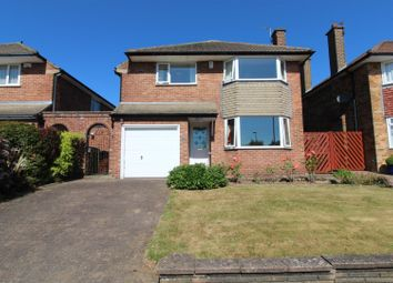 Thumbnail 4 bed detached house for sale in Tredgold Crescent, Bramhope, Leeds