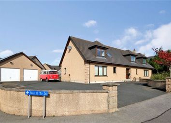 Thumbnail 5 bed detached house for sale in Cormack Park, Rothienorman, Inverurie, Aberdeenshire