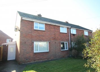 Thumbnail 3 bed semi-detached house for sale in Squares Road, Chilton Trinity, Bridgwater