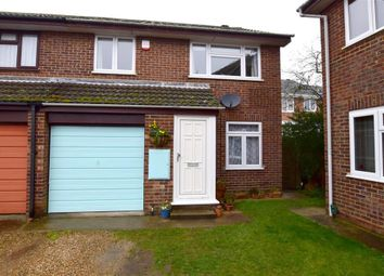 Thumbnail 3 bed semi-detached house for sale in Viburnum Close, Ashford, Kent
