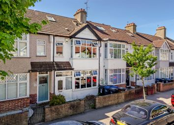 Thumbnail 4 bed terraced house for sale in Meadvale Road, Addiscombe, Croydon