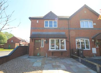 Thumbnail 2 bed end terrace house for sale in Lavender Gardens, Thornton, Merseyside