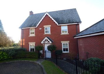 Thumbnail 3 bed detached house for sale in Alfred Knight Close, Duston, Northampton, Northamptonshire
