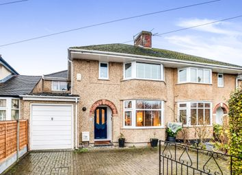 Thumbnail 5 bedroom semi-detached house for sale in Collinwood Road, Headington, Oxford