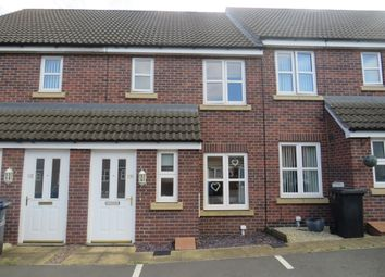Thumbnail 2 bedroom town house for sale in Girton Way, Mickleover, Derby
