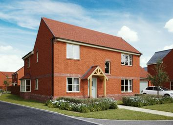 Thumbnail 4 bed detached house for sale in Plot 34, The Bibury, Nup End Green, Ashleworth