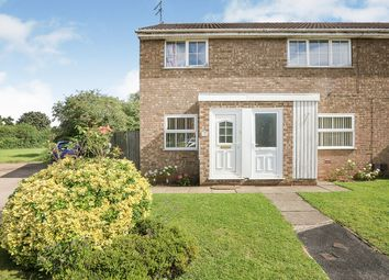 Stanley Court, Perton WV6. 2 bed end terrace house