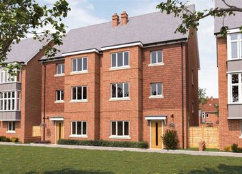 Thumbnail 4 bed semi-detached house for sale in Phase B, Ingles Gardens, Folkestone, Kent