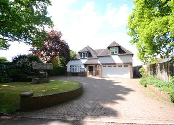 Thumbnail 5 bedroom detached house for sale in Tanners Lane, Chalkhouse Green, Reading