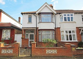 Thumbnail 3 bed end terrace house for sale in Cowper Road, London