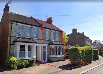 Thumbnail 3 bedroom semi-detached house for sale in Park Road, New Barnet, Barnet