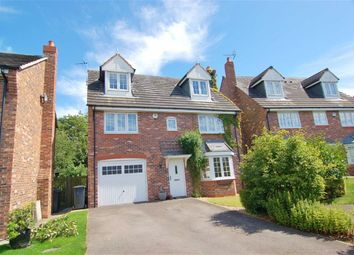Thumbnail 5 bed detached house to rent in Malhamdale Road, Congleton