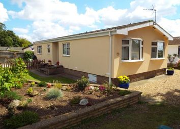 Thumbnail 2 bed mobile/park home for sale in Ranksborough Hall Park, Langham, Oakham, Rutland