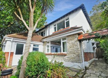 Thumbnail 4 bed detached house for sale in St. Osmunds Road, Lower Parkstone, Poole, Dorset