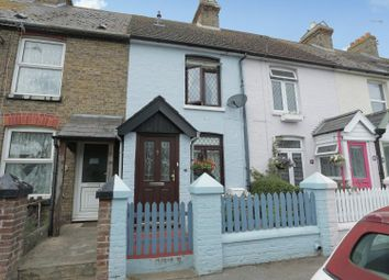 Freemans Road, Minster, Ramsgate CT12. 2 bed terraced house