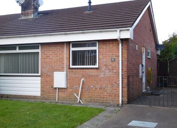 Thumbnail 2 bed semi-detached bungalow for sale in Caer Fferm, Glenfields, Caerphilly