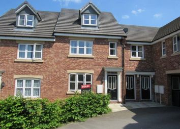 Thumbnail 4 bed town house to rent in Pilgrims Way, Gainsborough