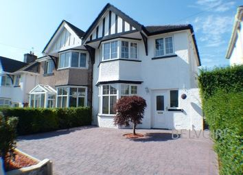 Thumbnail 3 bed semi-detached house to rent in Coed Celyn, Derwen Fawr